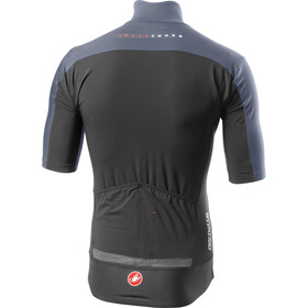 Castelli Perfetto Rain Or Shine Light Jas Heren, dark/steel blue